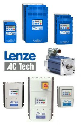 lenze Ac tech SMV